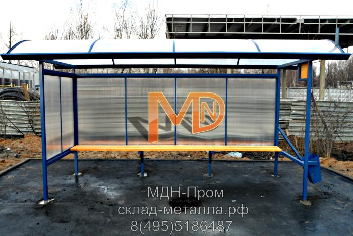 Автопавильон с доставкой в Москву