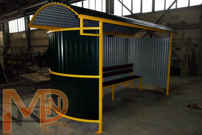Производство остановочных павильонов