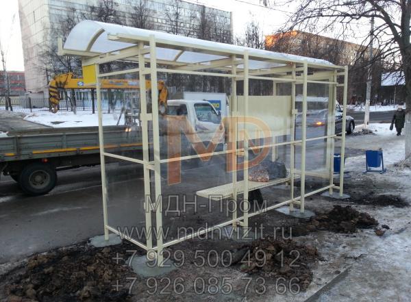 Новый павильон в Орехово-Зуево