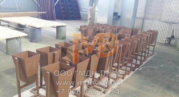 Урны и контейнеры производство Серпухов