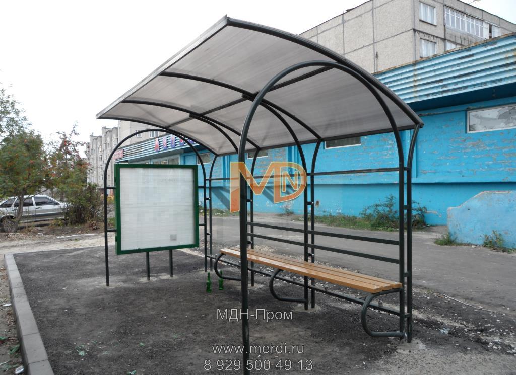 АПд-2р1 - автобусная остановка находится в г. Гусь-Хрустальный
