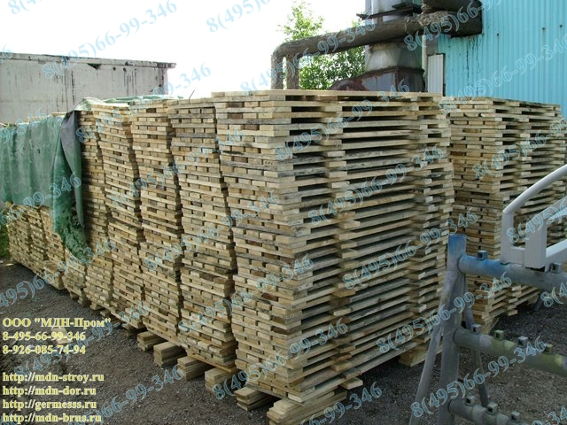 деревянные настилы