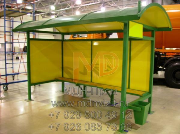 Автобусный павильон Пом
