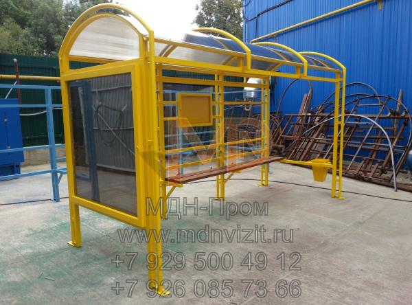 Автобусный павильон