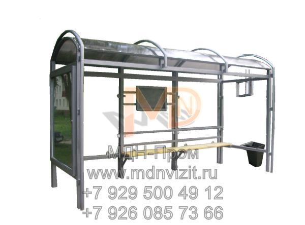 Автобусный павильон городского типа