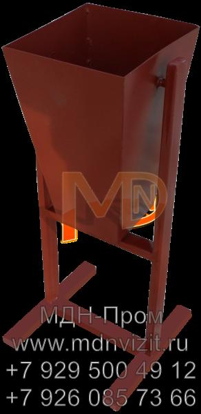 Производство урн металлических